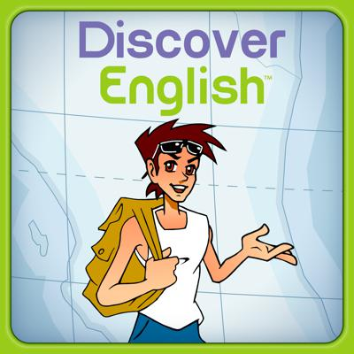 Learn to Speak English with Discover English
