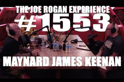 Cover art for #1553 - Maynard James Keenan