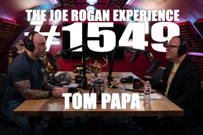 Cover art for #1549 - Tom Papa
