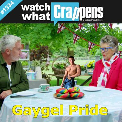 Cover art for Great British Baking Show: Gaygel Pride