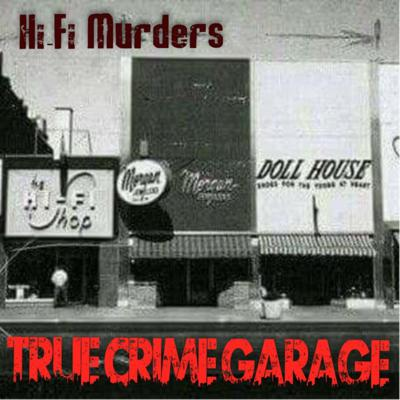 Cover art for The Hi-Fi Murders /// Part 1/// 402