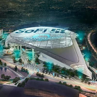 Cover art for Stadiums of the Future