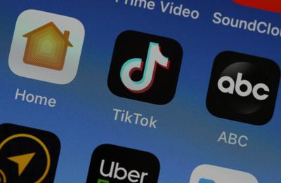Cover art for They're banning TikTok, Ma