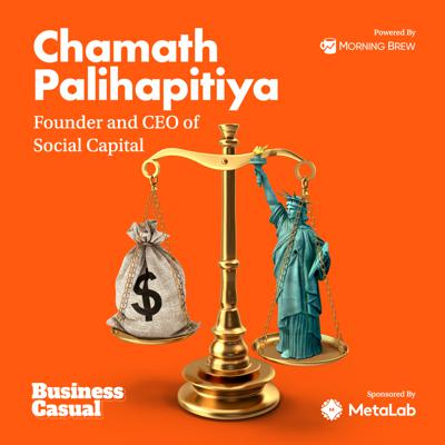 Cover art for Can Capitalism Survive? Chamath Palihapitiya Isn't Sure
