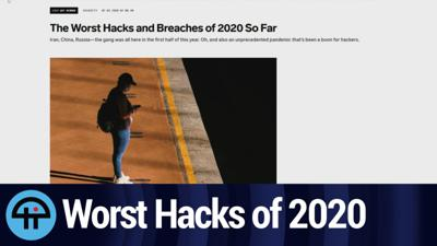 Cover art for The Worst Breaches for the First Half of 2020 | TWiT Bits