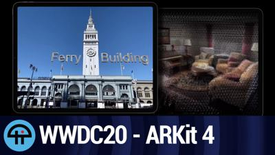 Cover art for Apple ARKit 4 Will Change How We See the World | TWiT Bits