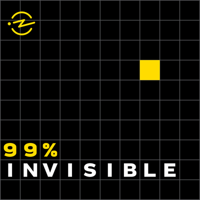 Design is everywhere in our lives, perhaps most importantly in the places where we've just stopped noticing. 99% Invisible is a weekly exploration of the process and power of design and architecture. From award winning producer Roman Mars. Learn more at 99percentinvisible.org.    A proud member of Radiotopia, from PRX. Learn more at radiotopia.fm.