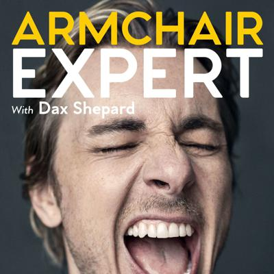 "Hi, I'm Dax Shepard, and I love talking to people. I am endlessly fascinated by the messiness of being human, and I find people who are vulnerable and honest about their struggles and shortcomings to be incredibly sexy. I invite you to join me as I explore other people's stories. We will celebrate, above all, the challenges and setbacks that ultimately lead to growth and betterment. What qualifies me for such an endeavor? More than a decade of sobriety, a degree in Anthropology and four years of improv training. I will attempt to discover human ""truths"" without any laboratory work, clinical trials or data collection. I will be, in the great tradition of 16th-century scientists, an Armchair Expert."