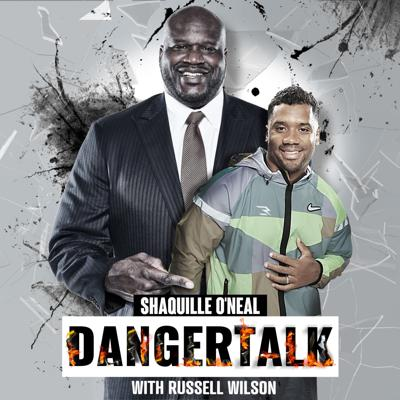 Cover art for Shaq and Russell Wilson on the NBA Playoffs, the Upcoming 2020 NFL Season, and the Late Kobe Bryant