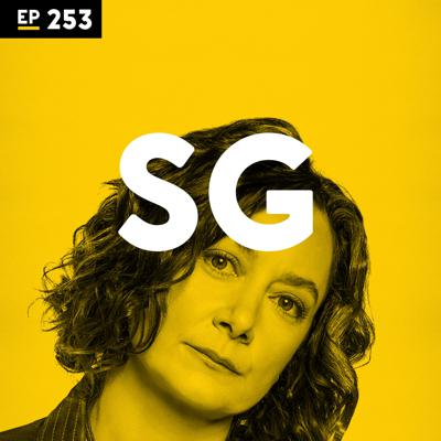 Cover art for Sara Gilbert