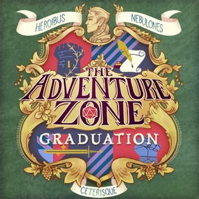 Justin, Travis and Griffin McElroy from My Brother, My Brother and Me have recruited their dad Clint for a campaign of high adventure. Join the McElroys as they find their fortune and slay an unconscionable number of ... you know, kobolds or whatever in ... The Adventure Zone..