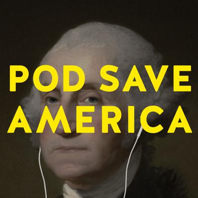 Four former aides to President Obama—Jon Favreau, Jon Lovett, Dan Pfeiffer and Tommy Vietor—are joined by journalists, politicians, activists, and more for a no-b******t conversation about politics. They cut through the noise to break down the week's news, and help people figure out what matters and how they can help. Text us questions and comments: (323) 405-9944. New episodes Mondays and Thursdays.