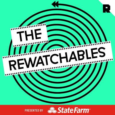 'The Rewatchables,' a film podcast from the Ringer Podcast Network, features HBO and The Ringer's Bill Simmons and a roundtable of people from The Ringer universe discussing movies they can't seem to stop watching.