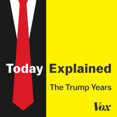 Cover art for The Trump Years: Win at all costs