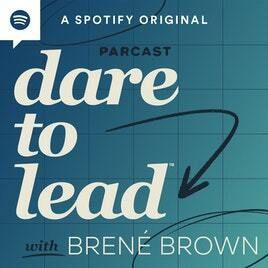 Cover art for Introducing My New Podcast: Dare to Lead