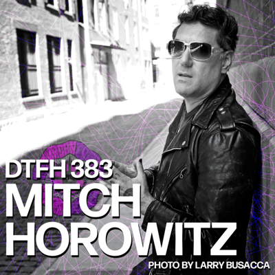 Cover art for 383: Mitch Horowitz