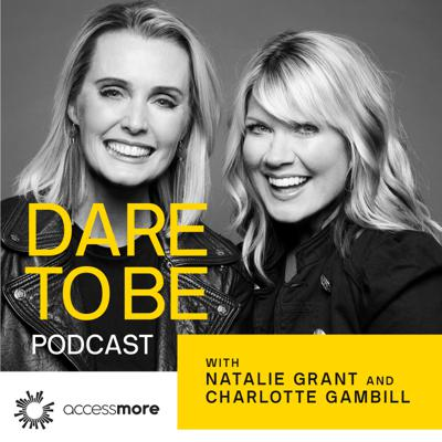 Dare To Be was birthed out of an authentic friendship between Natalie Grant and Charlotte Gambill.  They both share a fervent passion to see women supporting one another and daring to believe that they are capable of reaching their full potential in Christ.  In this raw and honest podcast, Natalie and Charlotte discuss a wide range of issues. Each conversation is rooted in scripture and biblical examples of how to move past strongholds and struggles that many are facing.