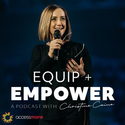 We live in a world that whispers that you're not enough. That you are defeated. That you are disqualified because of your past. These lies are everywhere, everyday. You read about them, hear about them, and interact with them.    But Christine Caine is here to speak above that noise with the truth of how God sees you, and who he's created you to be, so you can make his name famous! She will equip and empower you to create change in this world and live out your God given destiny!  If you desire to bring hope, create change, and see yourself the way God sees you, this podcast is for you. Every Monday and Thursday we will dive into Scripture together and get inspired with the passion and truth we need to step boldly into the destiny God has for us.
