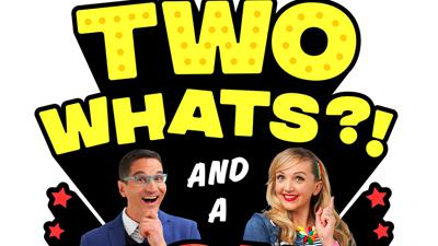 Cover art for Two Whats!? And A Wow!: Out Of This World
