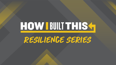 Cover art for How I Built Resilience: Live with Jenn Hyman