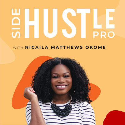 Side Hustle Pro spotlights bold black women entrepreneurs who have scaled from side hustle to profitable business. Join Chief Side Hustler turned full-time entrepreneur Nicaila Matthews Okome for your weekly installment of Side Hustle Pro and learn actionable strategies to start small and get going–wherever and whoever you are.  Side Hustle Pro features interviews with inspiring black women entrepreneurs including interviews with Myleik Teele of CurlBox, Lisa Price of Carol's Daughter, Nicole Walters of The Monetized Life, Maya Elious of Built to Impact, and more!